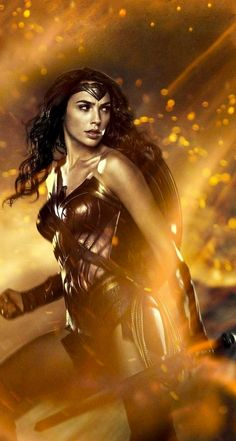 """#GalGadot, #WonderWoman, """"I often think that there is a Wonder Woman in every woman, may she be Mother or Wife or Sister or Daughter. When the time is right, this inner Wonder Woman emerges to ensure: Dignity, Fairness, Justice and Respect."""" - Deodatta V. Shenai-Khatkhate"""