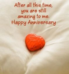 Our 1st Anniversary!