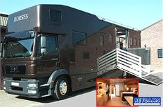 Reydams Paardentransport~WOW