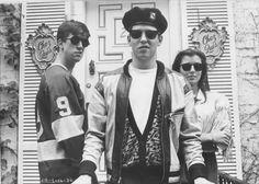 Ferris & friends.