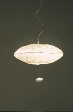 Celine Wright - Japanese paper light