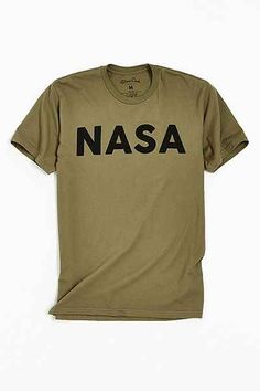 NASA Tee Urban Outfitters Men 47adcdbf5c0
