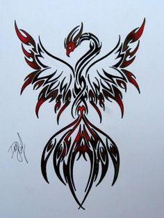 phoenix tattoos for women | Free Download Phoenix Tattoos Tattoo Design Pictures Design #6439 With ...