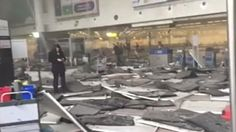 10 People Killed, 30 Injured In Twin Explosions At Brussels Airport - 247New