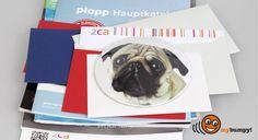 www.mybumpy.co cool paper weight – pug dog  #Wohnaccessoires #Einrichten #Accessoires
