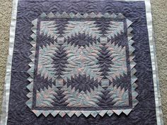 Pieced by Ann Marie Smith  Quilted by Jessica's Quilting Studio