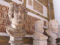 Palazzo Nuovo - Rome