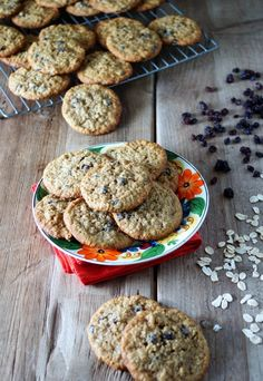 My friend Donna's Favorite Oatmeal Cookies / Patty's Food
