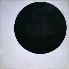 igormaglica:  Kazimir Malevich (1879-1935), Black Circle,... - https://wp.me/p6qjkV-aQW  #Art