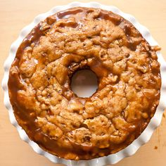 Apple Dapple Cake Recipe - Chowhound