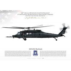 """MH-60M """"Blackhawk"""" 160th SOAR USARMY JP-2446"""
