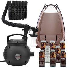Spray tan at home kit
