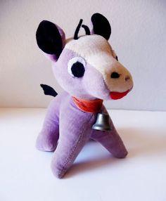 purple week : Alix's Dream Pet