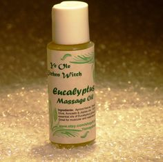 Hey, I found this really awesome Etsy listing at https://www.etsy.com/listing/213202832/eucallyptus-massage-oil-handcrafted-all