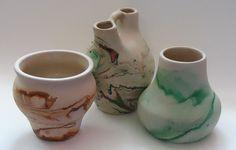vintage nemadji pottery