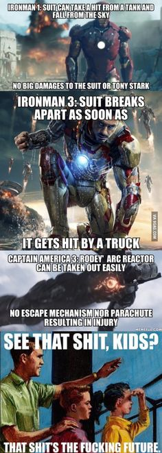 The future of Ironman (Contains spoilers from Captain America: Civil War)
