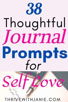 Start loving yourself by improving your mental health through journaling. Here are journal prompts to reflect, grow and practice slef love