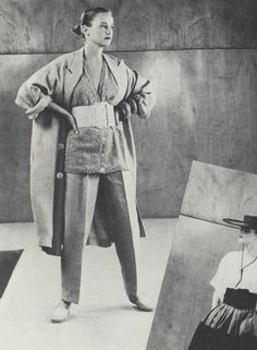 Perry Ellis, 1983- another great look from this inspired year.