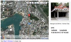 Map It! Okinawa - great site with places of interest on the island along with (you guessed it) MAPS of how to find them. Incredibly useful and easy to navigate.