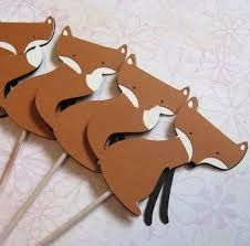 fox cake - Google Search