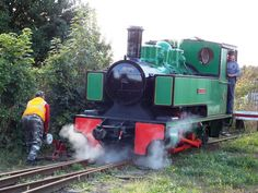 Sittingbourne and Kemsley Light Railway: Superb