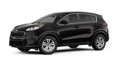 Build & Price | 2017 Kia Sportage SUV
