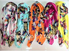 Sunflowers scarf scarf the sunflower scarves wholesale velvet chiffon scarf $3.48