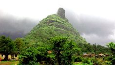 #Adventure and trekking place in Karjat : Peth fort