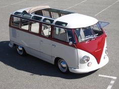 "Chip Foose designed 1965 21 window VW microbus conversion (for the TV show ""Overhaulin"")"
