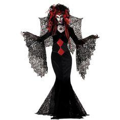 Nightmare Black Widow Medium