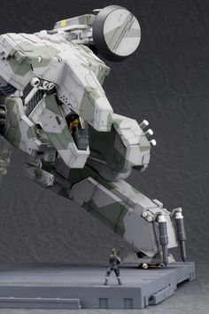 Metal Gear Rex - Want!