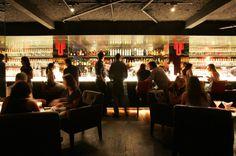 Ambiente do bar SubAstor, na Vila Madalena