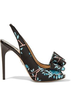1e3de29f0b8 PAUL ANDREW Hotan Floral-Print Canvas Sandals.  paulandrew  shoes  sandals