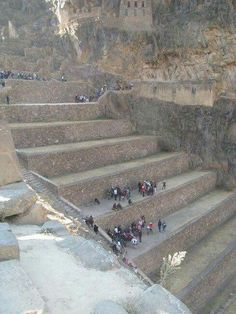 Nephilim steps peru