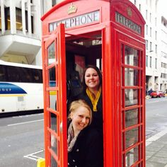 A must have photo....while touring London!
