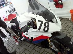 BMW 1000 RR super bike