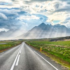 Photographic proof that Iceland's ring road is the world's most beautiful road trip.