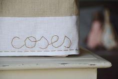 Entre hilos y algodones | Blaubloom