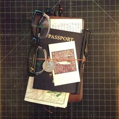 Technology from West Asia- Use of Passport