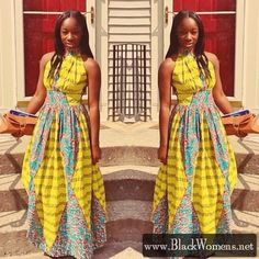 20+ Different Ankara Styles You Must Try Today - Black Women Fashion