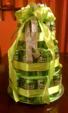 Bud Light Lime Beer Cake. Anyone wanna make me one!?