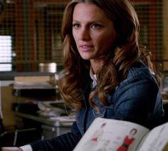 Castle Season 6, Castle Beckett, Stana Katic, Hot, Beauty, Beauty Illustration