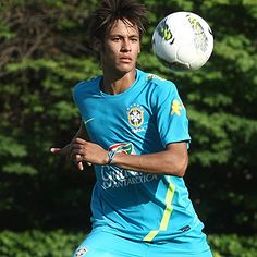 Neymar Brazil soccer team