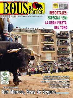torodigital: Revista Bous al Carrer de abril
