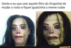 É o Michael Jackson gente Michael Jackson, Funny Gaming Pictures, Funny Quites, Funny Scenes, Just Smile, Haha Funny, Funny Games, Dankest Memes, Entertaining
