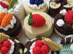 cake crochet