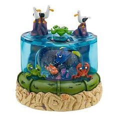 The Seagulls & Nemo Snowglobe review | buy, shop with friends, sale | Kaboodle