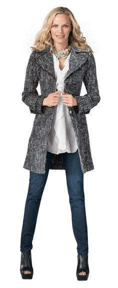 Love 3/4 length jackets