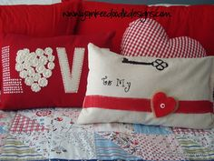Valentine Pillows