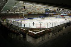 Our arena.
